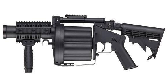 ICS-190 GLM AIRSOFT GRENADE LAUNCHER