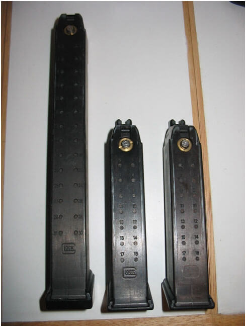 Airsoft Glock Mags
