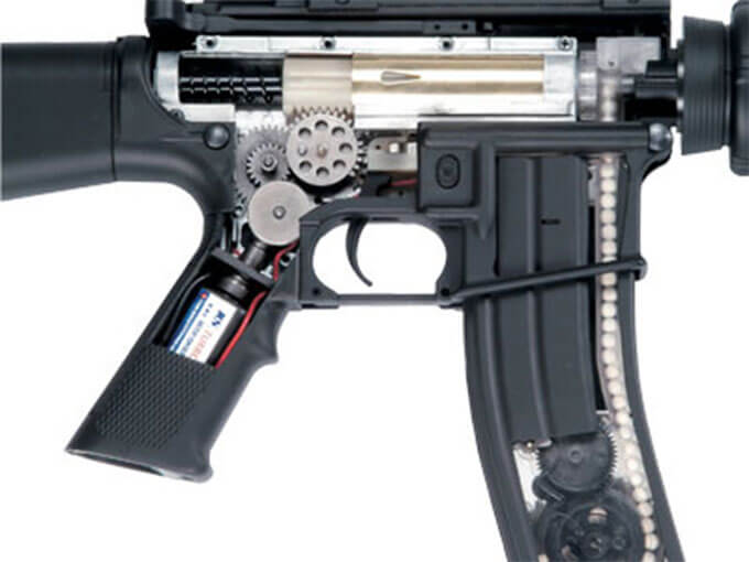 Airsoft Gun Upgrades Guide - Learn How to Upgrade Your Airsoft Gun